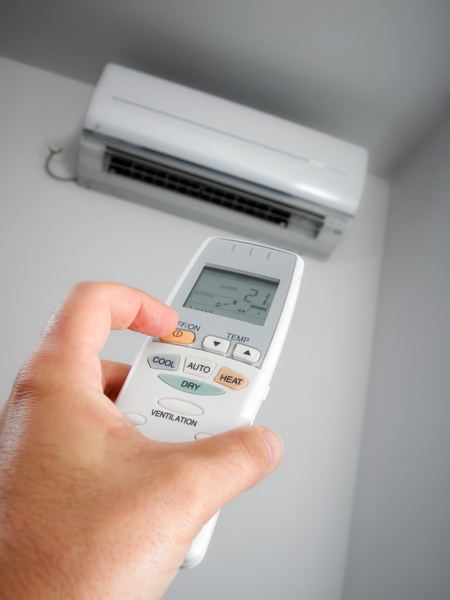 ductless-system-remote-control